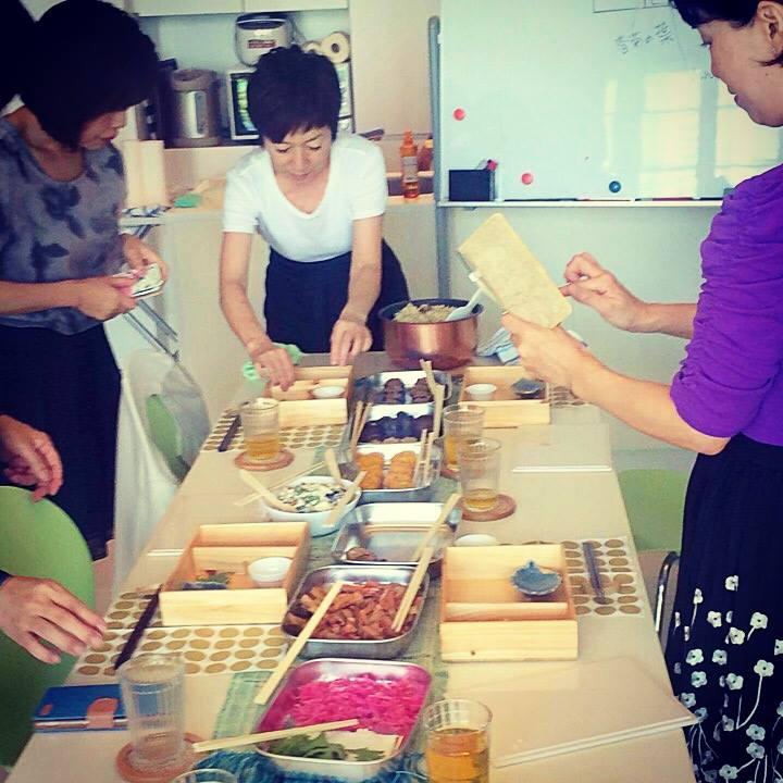 うつぼ公園料理教室